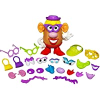 PLAYSKOOL Friends - Mrs Potato Head Figure - Silly Suitcase inc 35+ Pieces - Kids & Toddler Toys - Ages 2+