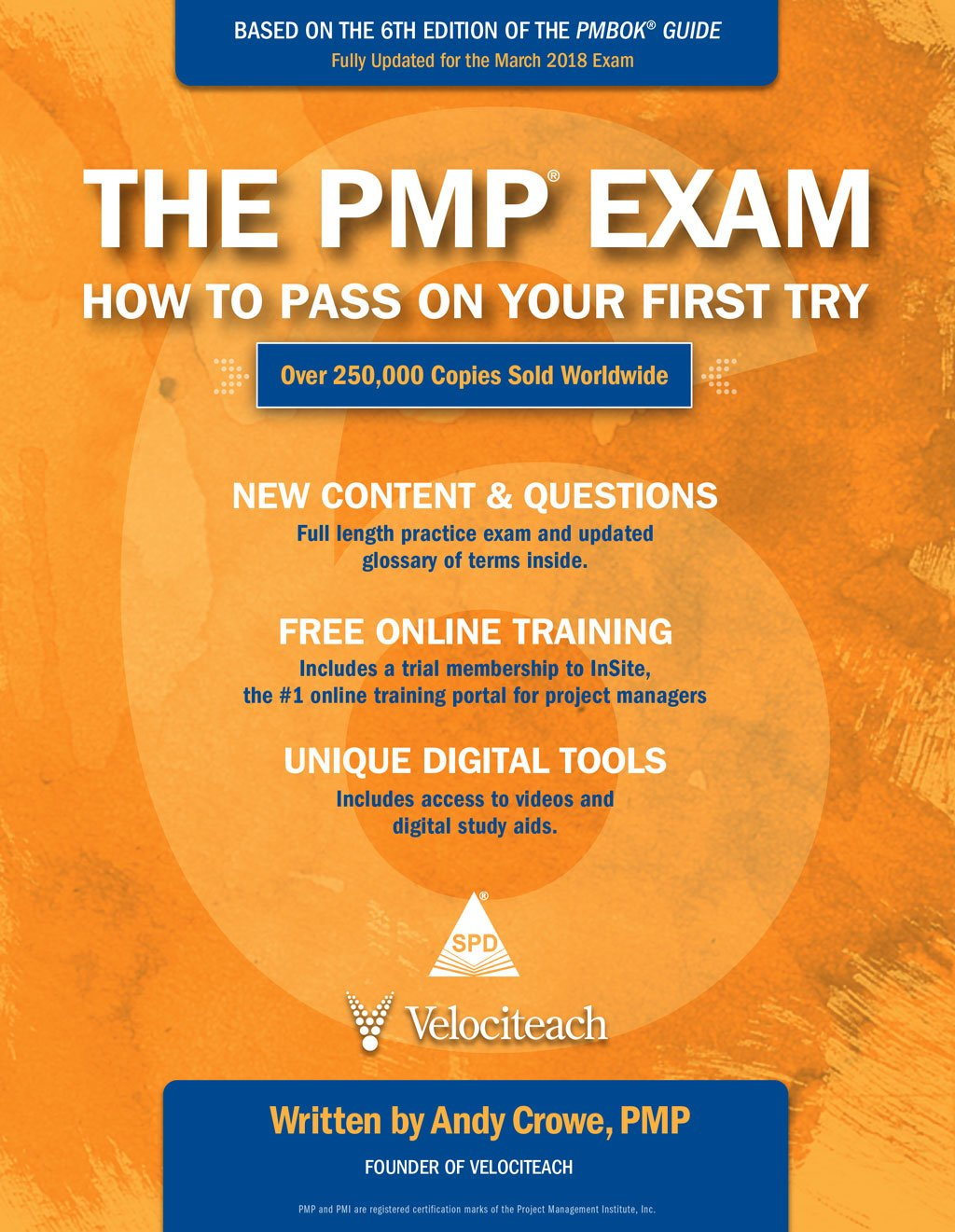 Buy The Pmp Exam How To Pass On Your First Try Sixth Edition Book