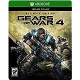 Game Gears Of War 4 - Edição Limitada Colecionador - Xbox One