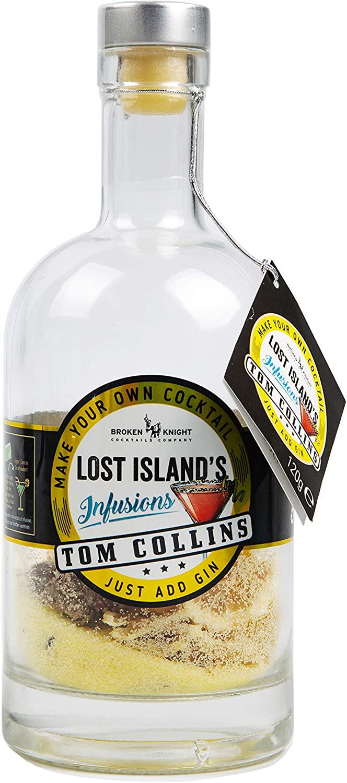 Broken Knight Cocktails Company - Tom Collins