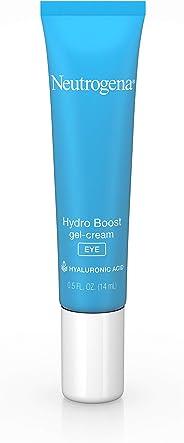 Crema de gel Neutrogena Hydro Boost, piel extra seca, Ojo, Crema, 0.5 Fl. Oz (Pack of 1)