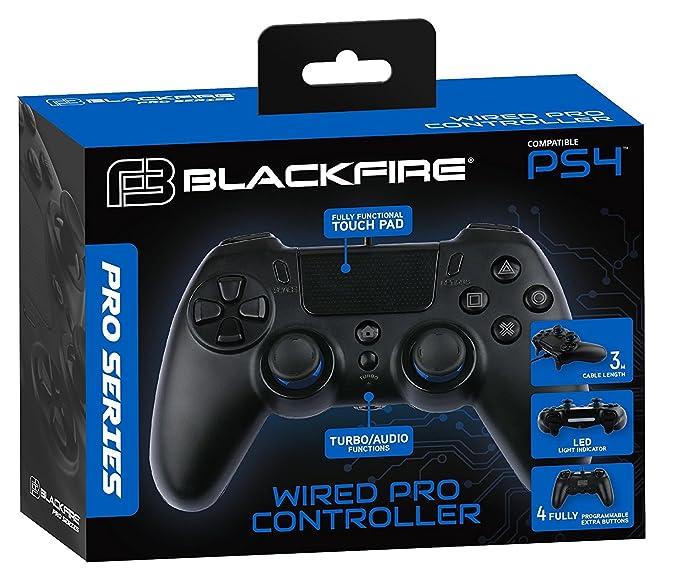Ardistel - Blackfire Pro Controller Cableado (PS4)