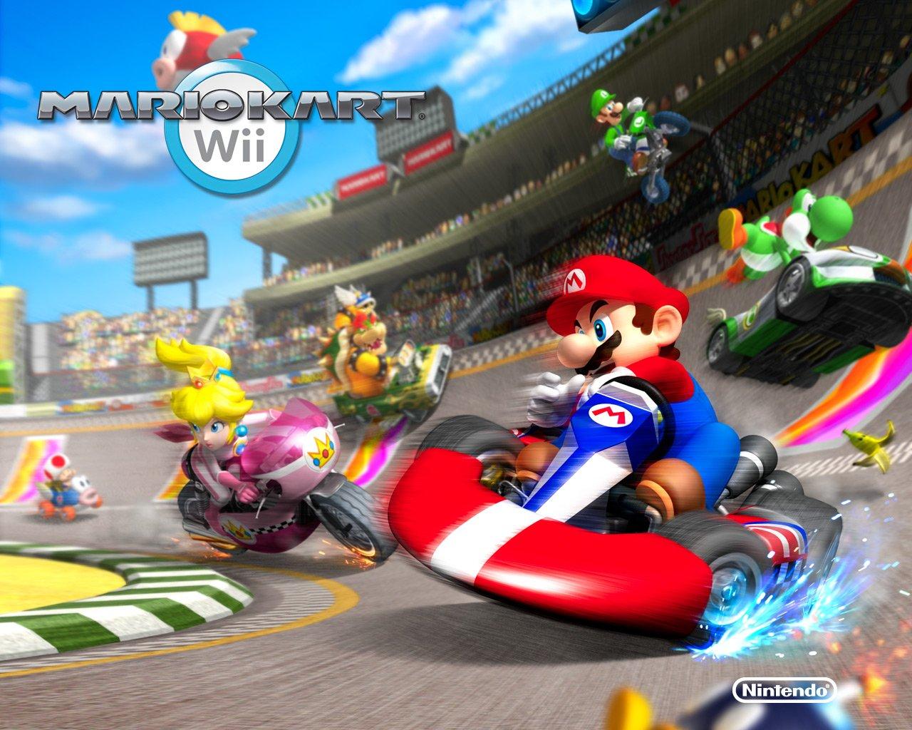 Mario Kart Wii - Game Only by Nintendo (Renewed) by Nintendo (Image #3)