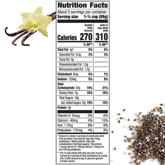 Cascadian Farm Cereal - Caja de cereales orgánicos de ...