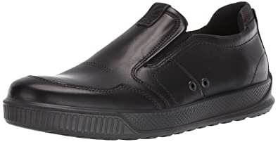 073d5124a3 Amazon.com | ECCO Men's Byway Slip on Sneaker | Fashion Sneakers