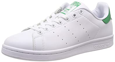 d9816e4e83 Adidas Stan Smith blan Chaussures Femme. Baskets Mode. Sneaker (36 EU, White