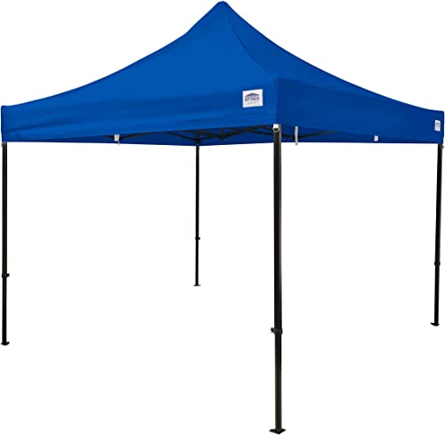Kittrich Canopy Mighty-Steel 10×10 Pop-Up Canopy 40MM hex Leg Commercial Grade
