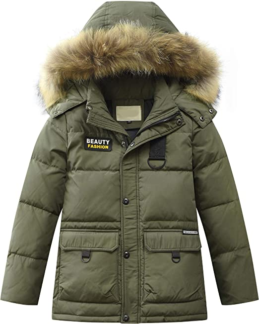 winter jacket for boys