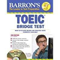 Barron's TOEIC Bridge Test: Test of English for International Communication [With 2 CDs]