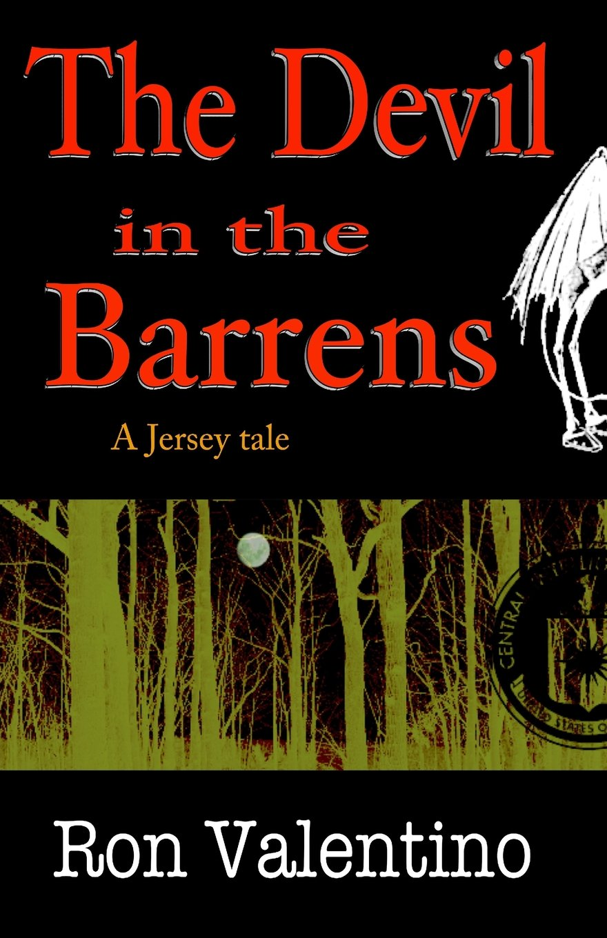 The Devil in the Barrens: A Jersey tale: Amazon.es: Valentino ...