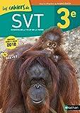 Cahier de SVT 3e