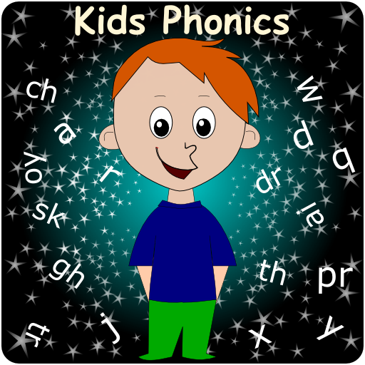 Amazon.com: Kids Phonics - Consonants, Short and Long Vowels, CVC ...