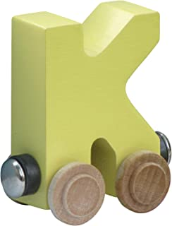 product image for NameTrain Pastel Letter Car K - Made in USA