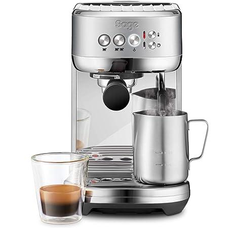 Sage SES500BSS The Bambino Plus Coffee Maker: Amazon.es: Hogar