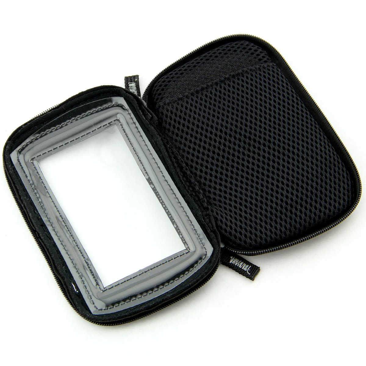 Hawk Helmets Tech Small Magnetic Tank Bag/Phone Case - Small by Hawk Helmets (Image #4)