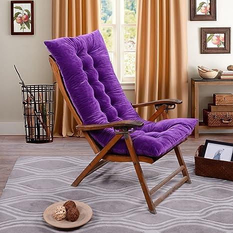 Amazon.com: LELI Almohadillas de silla, cojín antideslizante ...