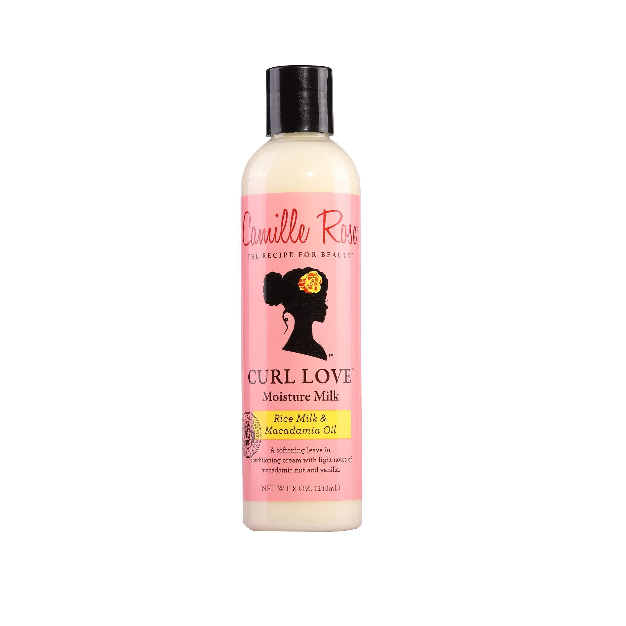 Camille Rose Curl Love Moisture Milk, 8 fl oz