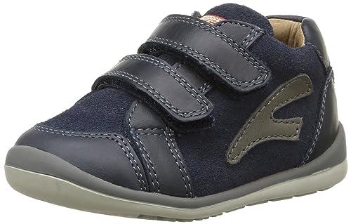 Garvalin 151333 - Botines para niños, Color Azul, Talla 20: Amazon.es: Zapatos y complementos