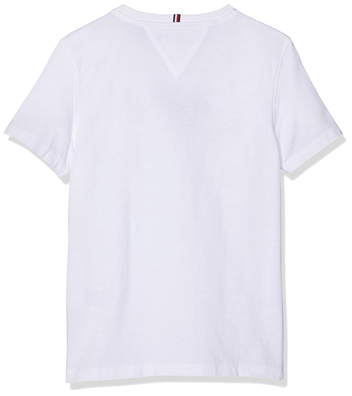 Tommy Hilfiger Jungen Jungen Jungen T-Shirt Essential Graphic Embr Tee S S B07L3HVCQN T-Shirts Fett und dünn 226780