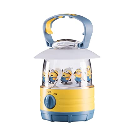 13beae7317 Varta 5mm LED Minions Lantern Flashlight Night Light for camping and  Children's room with Minions characters