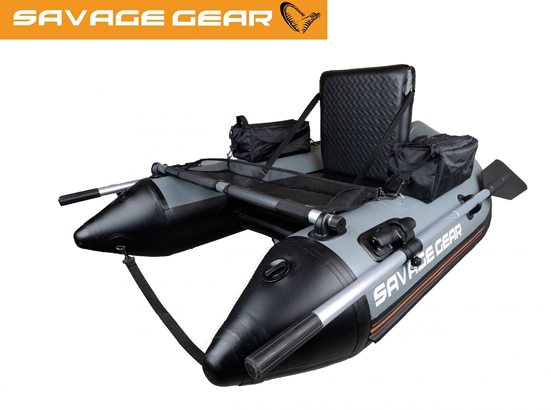 Savage Gear High Rider Belly Boat 170 Bellyboot zum Spinn- /& Fliegenfischen vom Boot Belly Boot Bellyboat Schlauboot