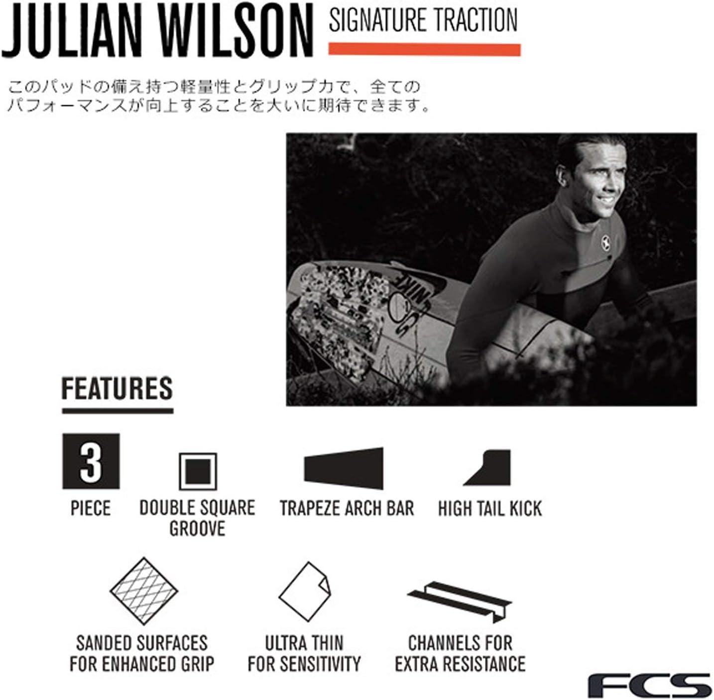 FCS Juloan Wilson Traction Pad