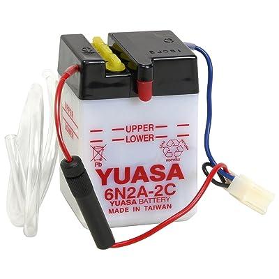 Yuasa YUAM262AC 6N2A-2C Battery: Automotive