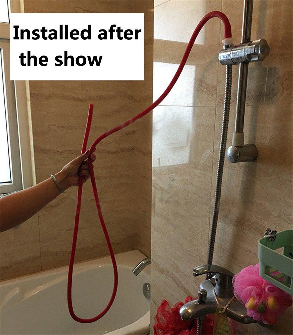 Amazon.com: Enema Kit de tubo de ducha anal de limpieza ...