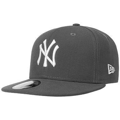 59Fifty Gorra MLB Basic NY by New Era (60 cm - antracita): Amazon ...