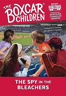 Spy Game (The Boxcar Children, Book 118)