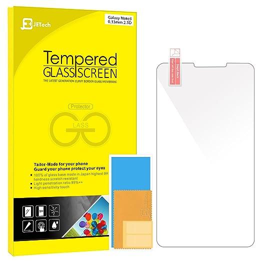 176 opinioni per Note 3 Pellicola Protettiva, JETech Premium in Vetro Temperato per Samsung