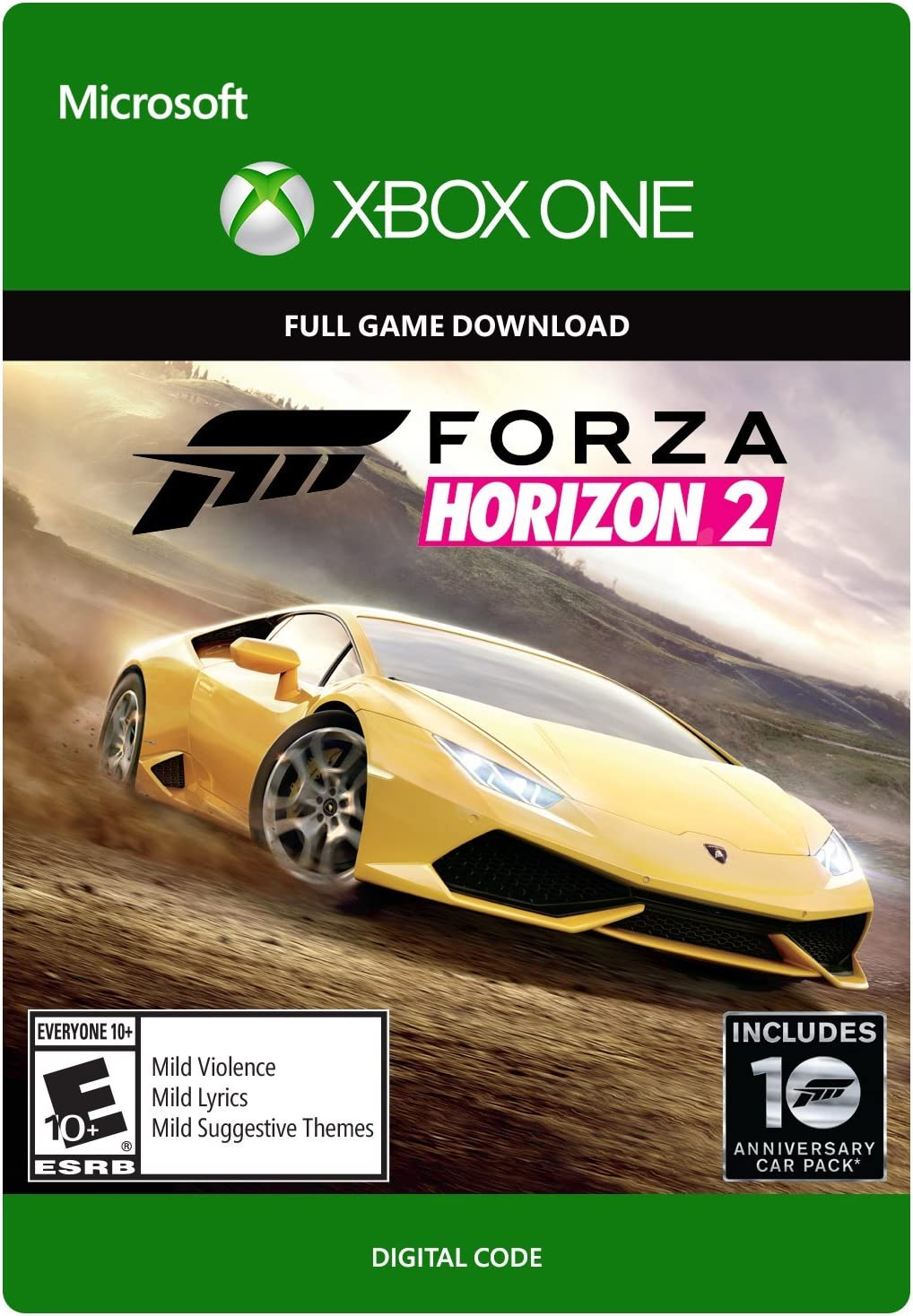 Amazon Com Forza Horizon 2 For Xbox 360 Microsoft Corporation