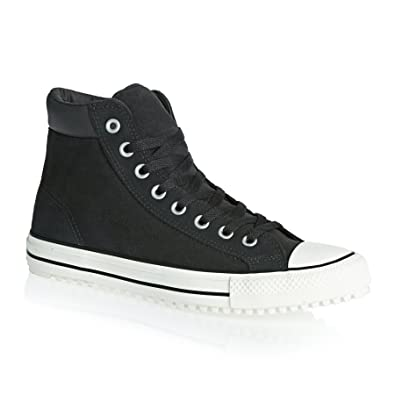 a2600b87c733b ... coupon code for converse chuck taylor all star bateau pc high top noir  schwarz weiß ad5a8