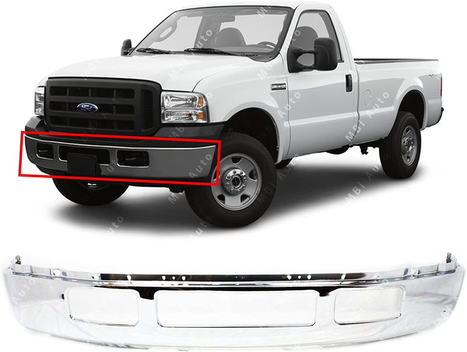 New 2-pc Front Body Door Seal Kit FOR LISTED FORD F250 F350 SUPER DUTY TRUCK
