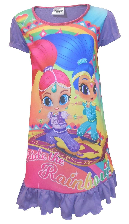 Shimmer & Shine Mädchen Nachthemd