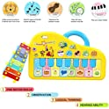 AresKo Baby Piano Music Keyboard Toys