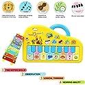 AresKo Baby Piano Music Keyboard Toys