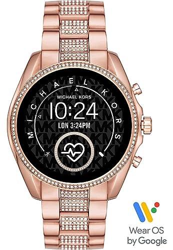 Michael Kors - Smartwatch Bradshaw 2 Tono Oro Rosa con ...