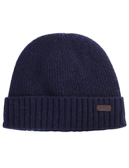 Barbour BAACC1555 NY31 Sombreros hombre azul TU: Amazon.es: Ropa y ...