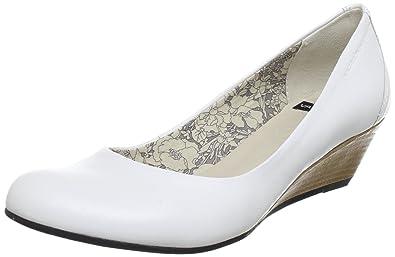 super popular 82074 43c83 Vagabond Poppy Pumps Women White Weiß (white) Size: 4 (37 EU ...
