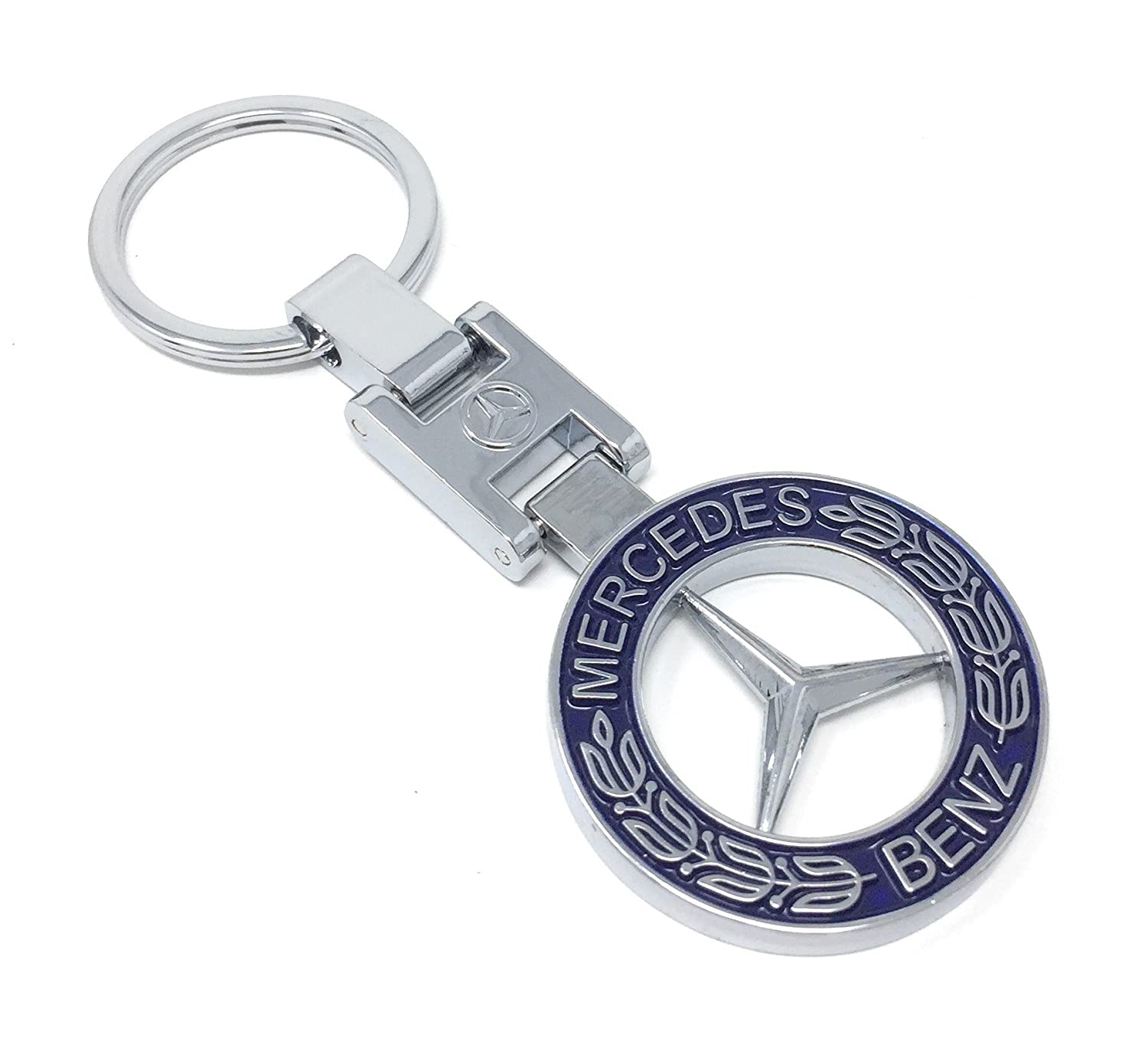 MB Key Chain Best Mercedes Benz Key Chain'Cheetah' Keyring Both Side Same Design, Special for PET Lovers China 3423