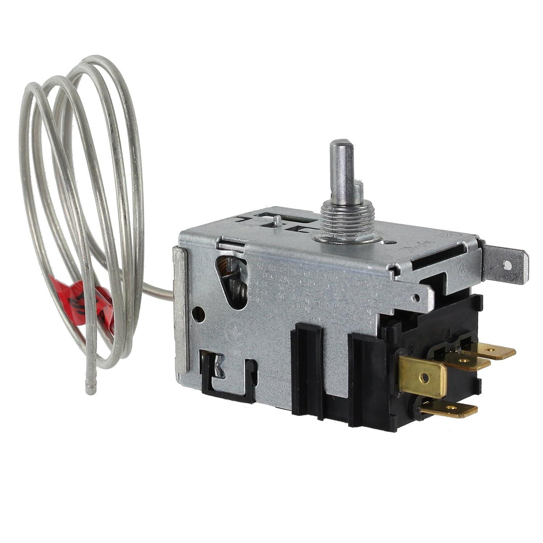 Spares2go termostato para Smeg FR298 A-1 frigorífico congelador ...