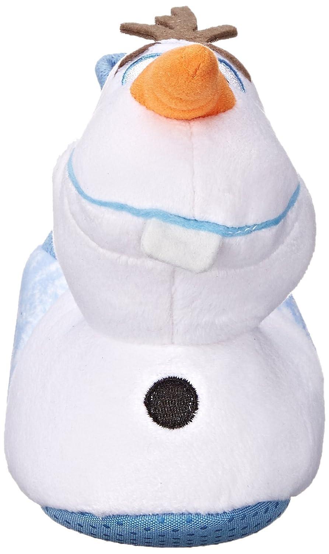Disney Kids Olaf Headed Slipper 208-K Olaf  headed slipper 208 K