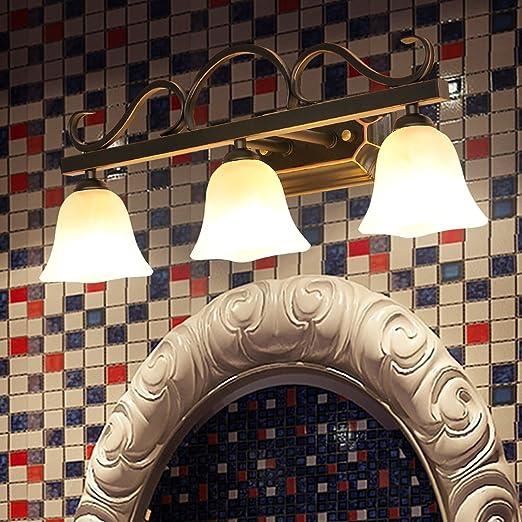 Spiegellampen Wasserdichte Led Und Nebel Nordische Bad - Spiegelleuchten badezimmer