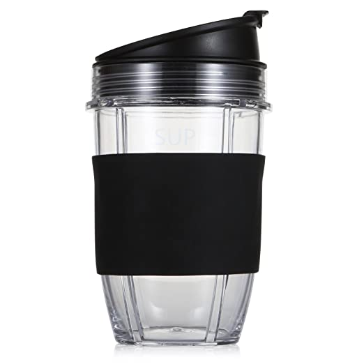 korsmall repuesto para Nutri Ninja licuadora, multi-serve taza y ...