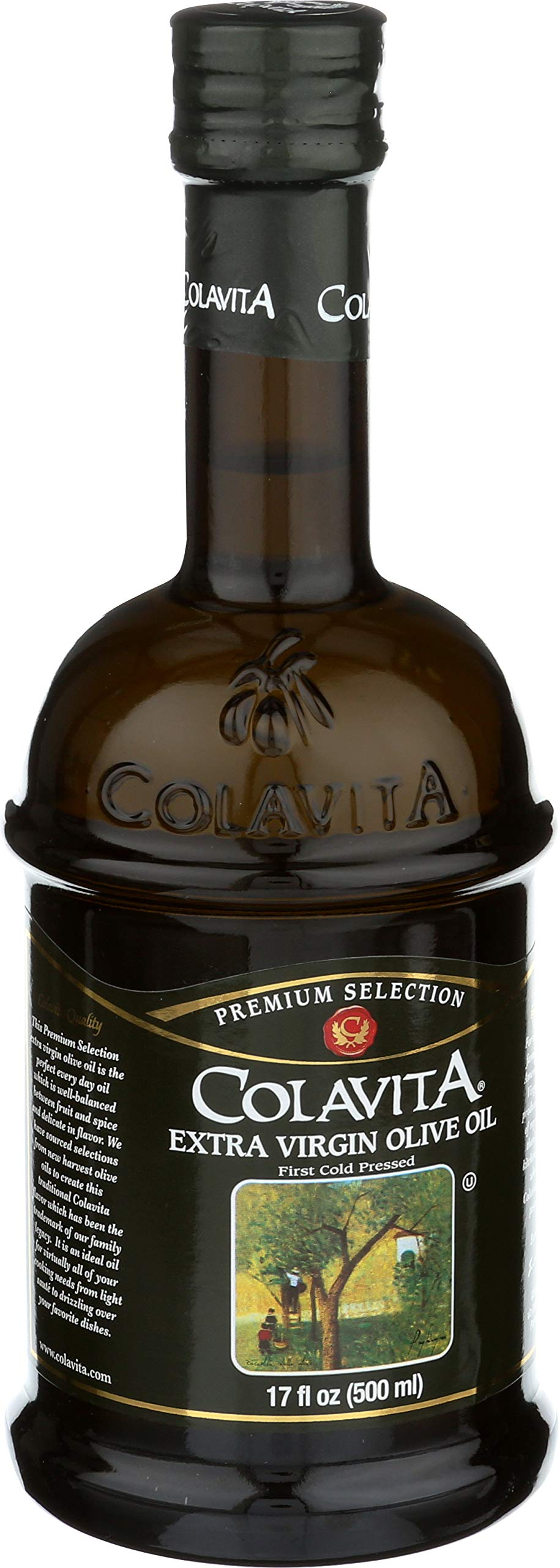 Colavita Extra Virgin Olive Oil Special, 17 Ounce (Pack of 2) by Colavita (Image #8)