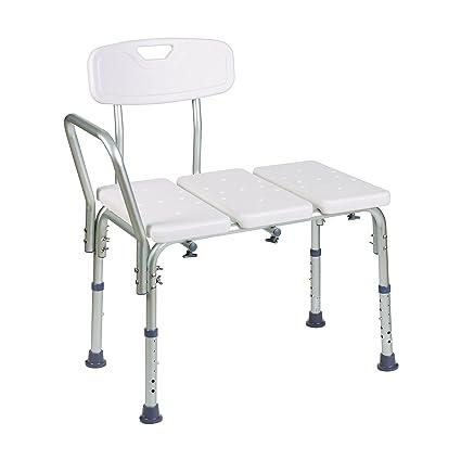 HealthSmart 522-9821-1900 - Andador de ruedas de aluminio ...
