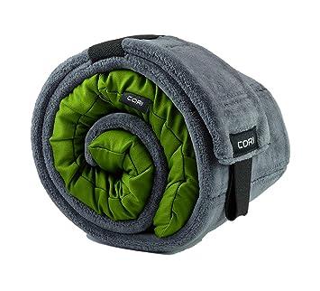 Amazon.com: Cori almohada de viaje – la primera almohada de ...