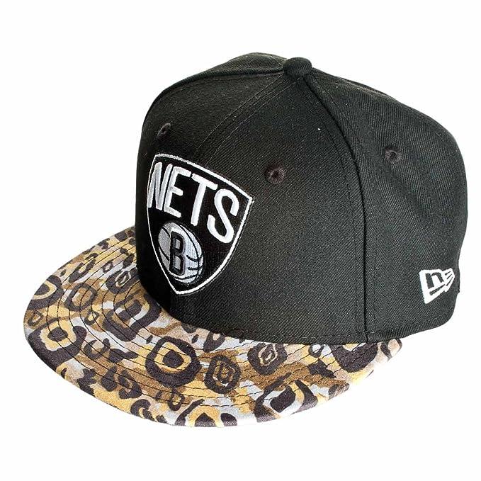 Gorra New Era: Heather Brooklyn Nets BK 7.1/8: Amazon.es: Ropa y ...