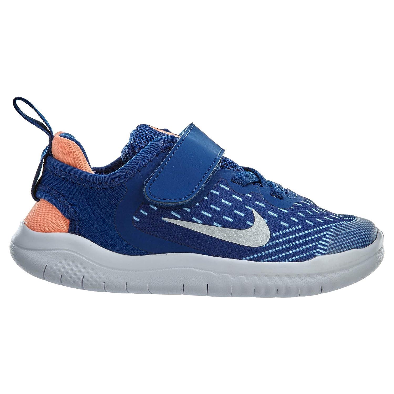 Nike Free Rn 2018 Toddlers Style : Ah3456 403